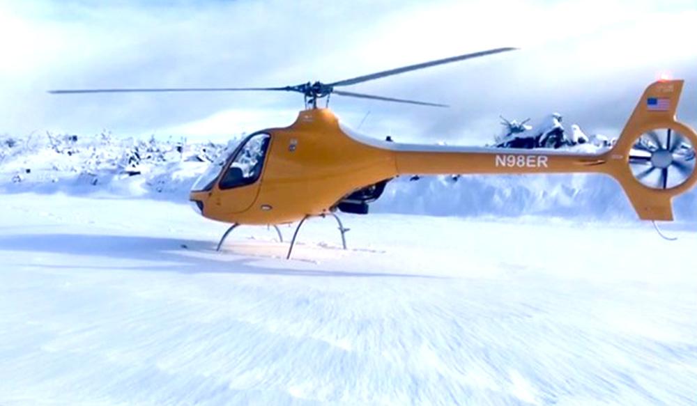 Ascent Aero Cabri